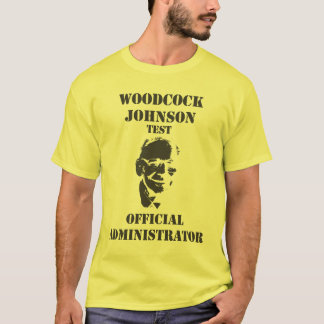 Woodcock-Johnson Shirt
