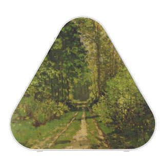 Wooded Path 1865 oil on canvas Bluetooth Speaker
