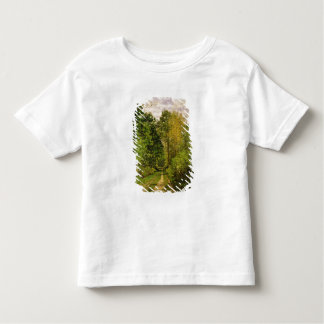 Wooded Path, 1865 (oil on canvas) Tshirt