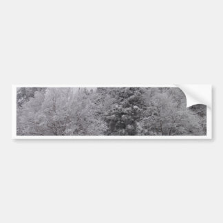 Wooded Slopes Bumper Stickers