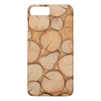 Wooden Apple iPhone 7 Plus, Barely Phone Case