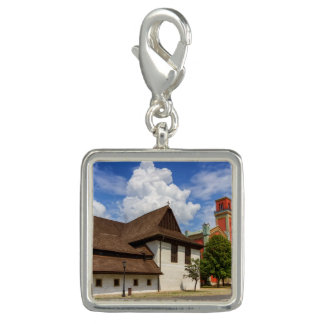 Wooden articular church in Kezmarok, Slovakia Charm