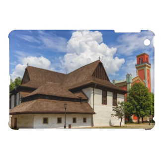 Wooden articular church in Kezmarok, Slovakia Cover For The iPad Mini