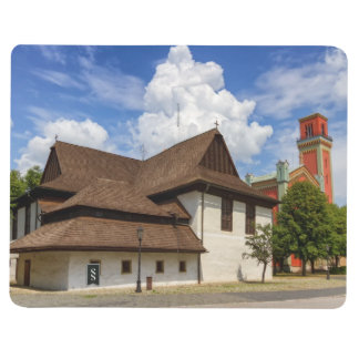Wooden articular church in Kezmarok, Slovakia Journal