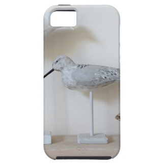 Wooden birds and birch sheep iPhone 5 cover