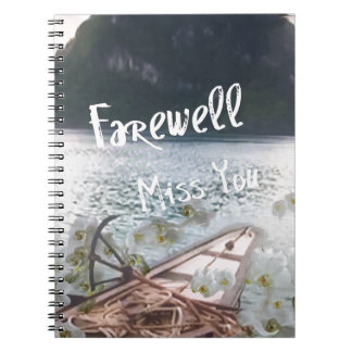 wooden boat  miss you.PNG Notebook