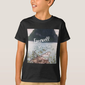 wooden boat  miss you.PNG T-Shirt