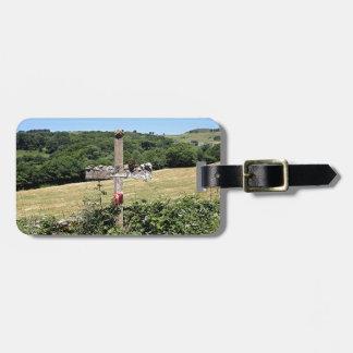 Wooden cross, El Camino, Spain Luggage Tag
