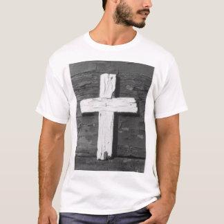 Wooden Cross T-Shirt