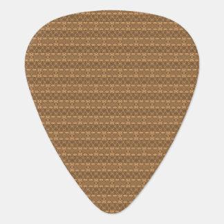 Wooden Design Guitar Pick