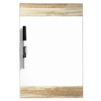 Wooden Dry Erase Board