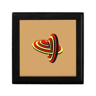 Wooden Jewelry Keepsake Box