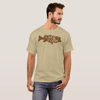 Wooden Lake Fork Bass T-Shirt