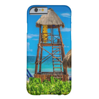 Wooden Lifeguard Tower Barely There iPhone 6 Case