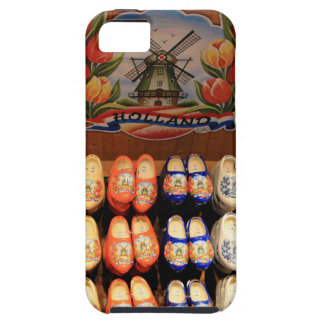 Wooden painted clogs, Holland 2 iPhone 5 Cover