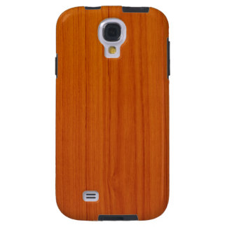 Wooden Pattern Galaxy S4 Case