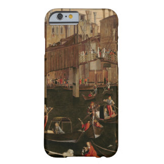 Wooden Rialto Bridge, from the Miracle of the Reli Barely There iPhone 6 Case