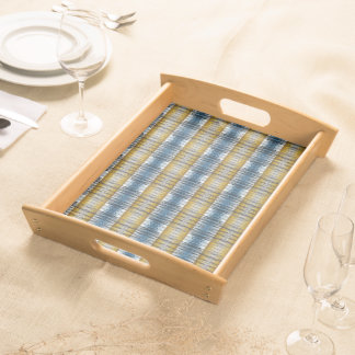 Wooden Serving Tray - Sunset