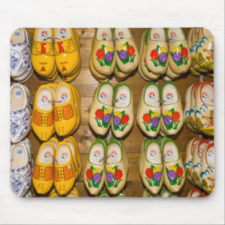 Wooden Shoes, Dutch Village Shop, Noordhuizen Mouse Pad