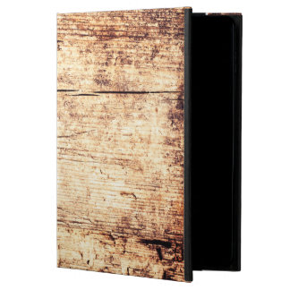 Wooden Texture Background. Rustic Wood Powis iPad Air 2 Case