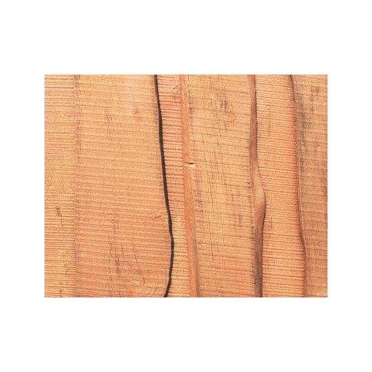 Wooden texture canvas print