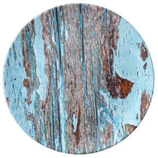 Wooden texture plate