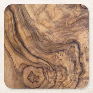 wooden textures square paper coaster