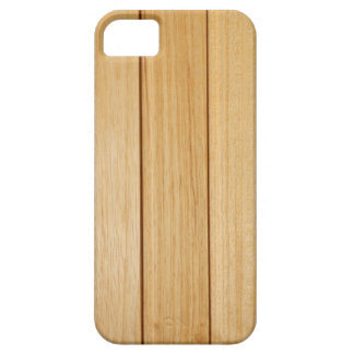 Wooden Tiles iPhone SE+5/5S Case
