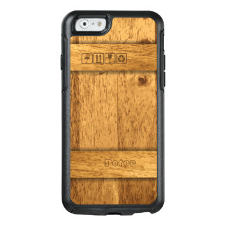 Wooden Transport Box OtterBox iPhone 6/6s Case