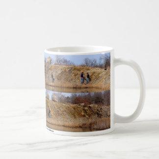Woodford Shale XIII - Outcrop Characterization Coffee Mug