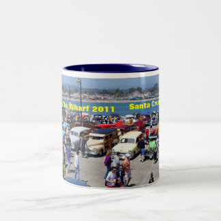 Woodies On The Wharf Santa Cruz 2011 Mug