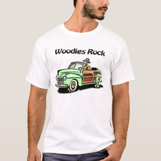 Woodies Rock T-Shirt