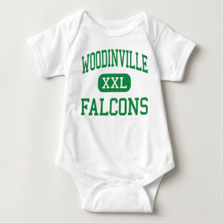 Woodinville - Falcons - High - Woodinville Baby Bodysuit