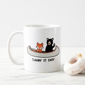 Woodland 12 oz Takin it Easy Coffee Mug
