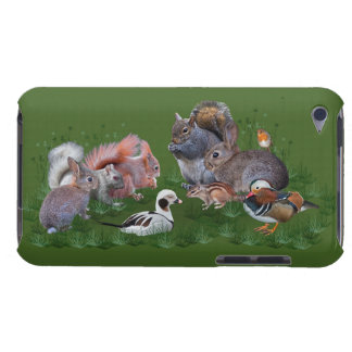 Woodland Animals iPod Touch Case