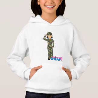 Woodland Army Camouflage Girl
