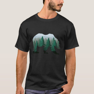 Woodland Bear T-Shirt