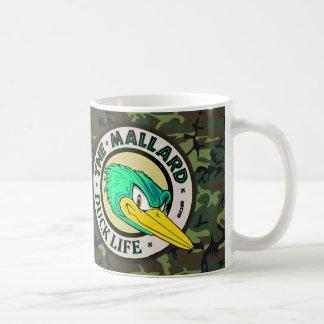 Woodland Camo Duck Life Coffee Mug