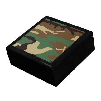Woodland Camo Gift Box