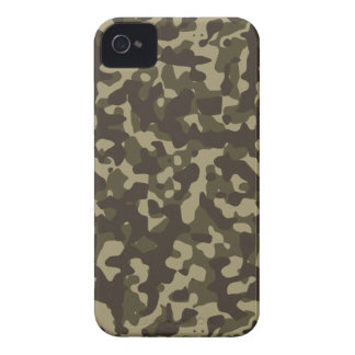 Woodland Camo Iphone4/4S Cover