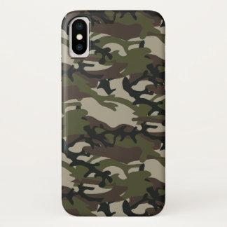 Woodland Camo Military Case-Mate iPhone Case