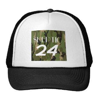 Woodland Camo Skeptic Hats