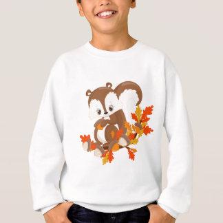 WOODLAND CRITTERS- squirrel Sweatshirt