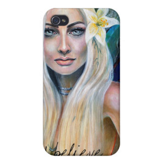 Woodland Faerie iPhone 4 Covers