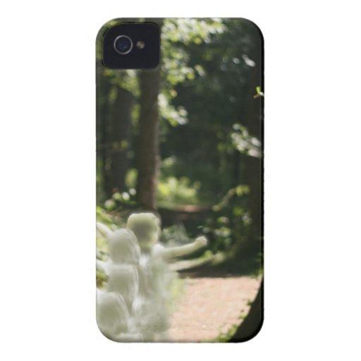 Woodland Fairies iPhone 4 Case