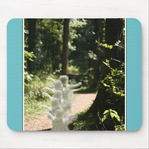 Woodland Fairies Mousepads