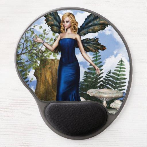 Woodland Fairy Gel Mouse Mat