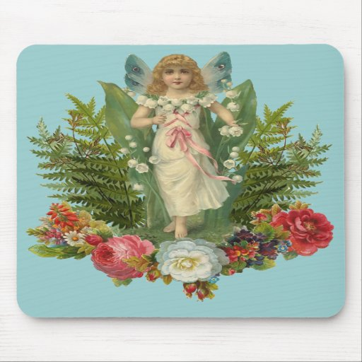 Woodland Fairy Mouse Pads