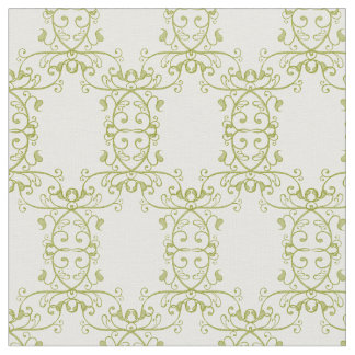 Woodland Fairytale Vine Swirl Baby Neutral Nursery Fabric