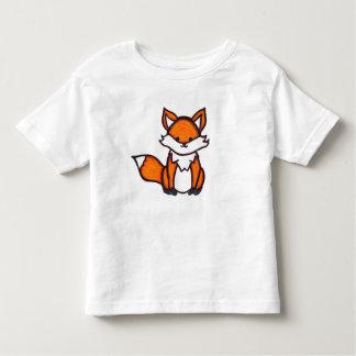 Woodland Fox Toddler T-Shirt